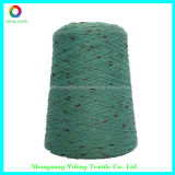100%Acrylic Coarse Knicker Yarn para Sweater (hilado teñido 2/16nm)