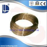 銅合金の溶接ワイヤAws Ercu