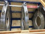 máquina de la soldadura por fusión del tope del campo de 200m m a de 500m m