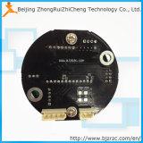 Le détecteur intelligent de pression du cerf 4-20mA de H2088t H2088t a coûté avec l'écran LCD
