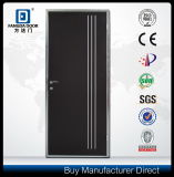 PVC Coated o Color Painted Residential Steel Interior Door