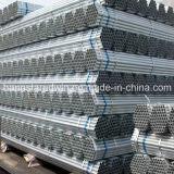 Tubo de acero galvanizado fuente