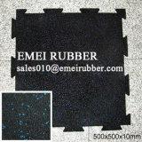 Cubierta Anti-presión de goma gimnasia Floor Tiles