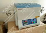 Four de tube électronique de température élevée pour le matériel de laboratoire (taille 40*100mm de tube)