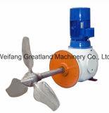 Agitador de mistura da celulose de consumo de energia do ponto baixo da eficiência elevada