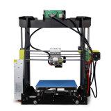 상승 높은 Accuray 급속한 시제품 2 바탕 화면 DIY 3D 인쇄 기계 기계
