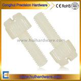 Schlitz-Käse-Kopf-Plastikhand ziehen Schraube M3 fest