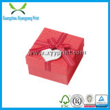 Empaquetage de luxe de boîte-cadeau de mariage de papier