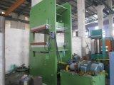 Tipo de marco de goma de China máquina de vulcanización de la prensa de cristal de exposición