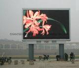 Indicador de diodo emissor de luz P10 960mm x 960mm do anúncio ao ar livre com função video