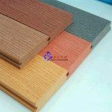 Produto plástico de madeira ao ar livre Longlasting de WPC que faz a maquinaria da extrusora de Machinery/WPC
