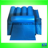 Sachets en plastique de HDPE, arrêt sur le roulis
