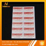 관례에 의하여 인쇄되는 옥외 사용 UV 저항하는 비닐 자동 접착 레이블