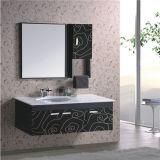 Vanidad montada en la pared al por mayor del cuarto de baño con el estante
