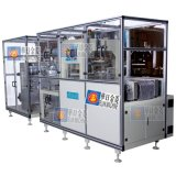 Bolso de alta frecuencia de la orina que hace la máquina
