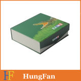 Cadre de empaquetage personnalisé de carton d'emballage de cadeau rigide de cadre de papier