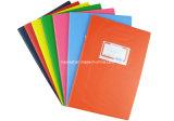 Caderno do exercício do cliente para o uso da escola