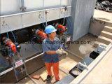 plastica 10ton e gomma che riciclano macchina che ottiene olio combustibile