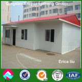 Modular / Mobile / Prefab / Prefabricated Steel Structure House for Social House