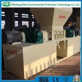 Doppelte Welle-Plastikreißwolf/Zerkleinerungsmaschine-Maschine für Holz-/Gummireifen-/Schaumgummi-/Küche-überschüssigen/städtischen Abfall