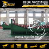Classificatore a spirale di lavaggio della pianta di lavorazione del minerale del macchinario della sabbia minerale di arricchimento
