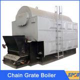 Heißwasser-Zentralheizung-Feuer-hölzerner Dampfkessel für Industrie