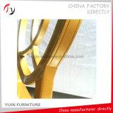 Cinzelando a cadeira de imitação de madeira do hotel barato à moda da boa qualidade do preço (FC-186)