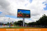 Reshine P10 DEL fixe extérieure, Afficheur LED extérieur pour la publicité
