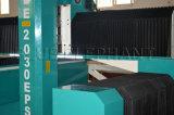 Grand couteau de commande numérique par ordinateur en bois d'Ele 2030, machines de couteau de commande numérique par ordinateur de découpage de mousse