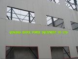 가벼운 강철 구조물 Prefabricated 작업장