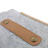 コンピュータの携帯電話のための運送フェルトの袖の箱袋旅行オルガナイザー