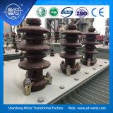 Normes d'IEC/ANSI, transformateur immergé dans l'huile triphasé de la distribution 6.3kv pour le transport d'énergie