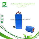 блок батарей лития 24V 6ah 6.6ah для солнечного фонарика/солнечного самоката электропитания вентилятора