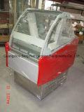 Wanne Gn1/4 HandelsFacotry Preis-Eiscreme-Bildschirmanzeige-Gefriermaschine
