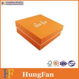 Rectángulos de almacenaje de empaquetado del papel de embalaje del regalo rígido