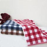 Katoenen van de Garens van de Badhanddoek Ab van de plaid Handdoek voor Badkamers