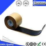 La aplicación de la telecomunicación de goma impermeabiliza la cinta