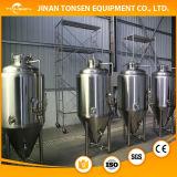 安いステンレス鋼の円錐発酵槽の醸造物Equipemnt