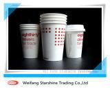 PET überzogenes Papier für Starbucks-Wegwerfkaffee-Papiercup