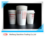 Papel revestido de PE para copos de papel descartáveis Starbucks