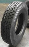 All-Steel Heavy Duty Radial Tubeless Truck Tire 295 / 80r22.5 Pneus