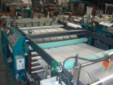 De dubbele Bodem die van de Laag de Koude Scherpe Machine van de Plastic Zak verzegelt