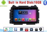 Androïde Systeem voor GPS van Honda Vezel de Auto DVD van de Navigatie in de Video van de Auto voor het Scherm van de Capacitieve weerstand van 8 Duim