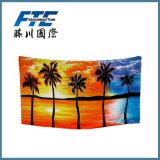 印刷された綿またはタケまたはMicrofiber昇進浜かスポーツタオル