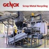 Het Systeem van het Recycling van Matel van het schroot/de Machine van het Recycling