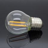 E27 4W LEDエジソンの球根AC 220V 240Vフィラメントランプ
