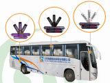 PU (폴리우레탄) 용매 자유로운 빠른 치료 바람막이 유리 접착제 (Surtek 3356)