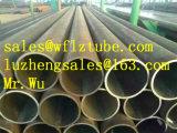 X42 línea pipa, X46 pipa de acero, pipa de ERW