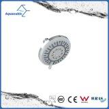 Pista de ducha redonda de la tapa del cuarto de baño de Cupc Ash1300
