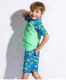 &One-Часть Wetwear костюма подныривания втулки Lycra малыша короткая